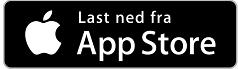 Tilgjengelig i app store
